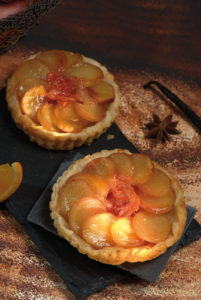 Tatin de Chérie, marmelade d'orange - Chef Guy Guilloux ©B.Galéron/Germicopa