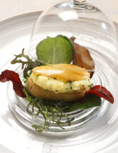 Dolwen® au Munster - Chef Eric Lavallée ©B.Galéron/Germicopa
