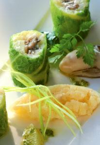 Maki-de-Blue-Belle-aux-huîtres - Chef Jean-Marie Le Guen ©B.Galeron/Germicopa