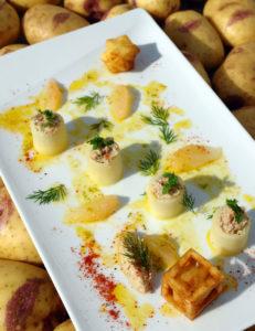 Video Bouchées de Blue Belle - Chef Jean-Paul Abadie