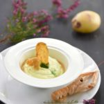 reme-de-Blue-belle-Langoustines poelees - Chef Gilbert Guyon ©F.Schmitt/Germicopa