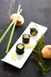 Makis-de-Blue-Belle,-huitres et algues d Iroise - Chef David Bergot ©F.Schmitt/Germicopa