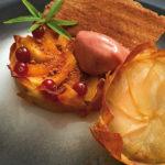 Tarte-aux-deux-pommes-et-orange-crumble-de-châtaignes-(c)-Bernard-Galéron-Germicopa